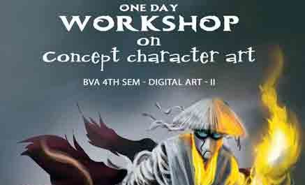 workshop on concept character