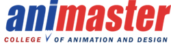 Best Animation,Vfx,Game & Top Design Degree College|Animaster|Bangalore|India Logo